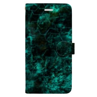 Dark road Book-Style Smartphone Case