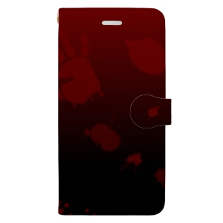 Bloody-Darkness- Book-style smartphone case