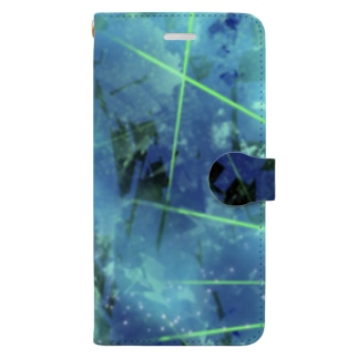 星空 Book-Style Smartphone Case