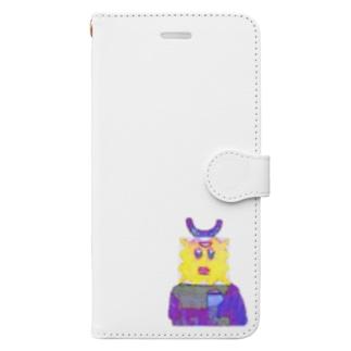 ユトリデラックスのユトリデラックス Book-style smartphone case