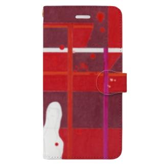 SHUREIMON GIRLS Book-style smartphone case