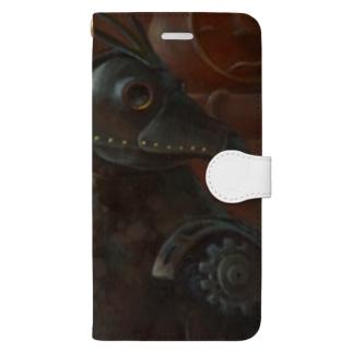 YOGENNOTORI Book-style smartphone case