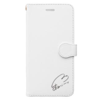 すみっこーッサイングッズ Book-style smartphone case