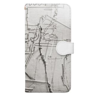 ソーイング アイテム Book-style smartphone case