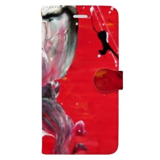 Pv Book-style smartphone case