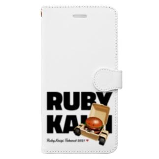 Big Logo Book-style smartphone case