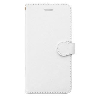すあま商會ロゴ入りスマホケース Book-style smartphone case