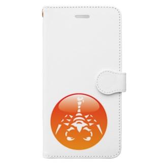 覇天会のグッズ6 Book-style smartphone case