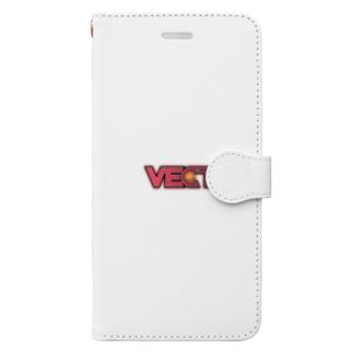 VECTROS Logo Series Book-style smartphone case