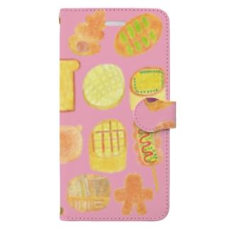 Yusuke パン Book-Style Smartphone Case