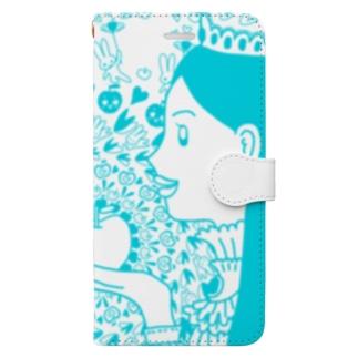 りんご姫 Book-Style Smartphone Case