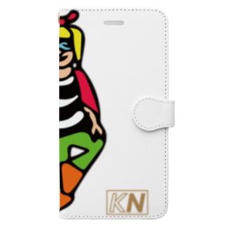 キャサリン Book-style smartphone case