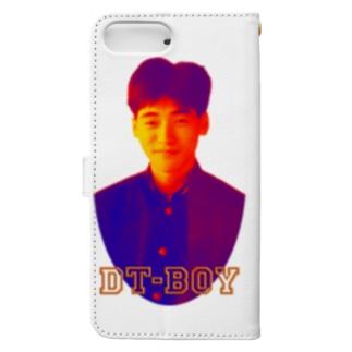 DT-BOY Book-style smartphone case