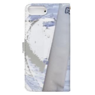 四六時中 Book-style smartphone case
