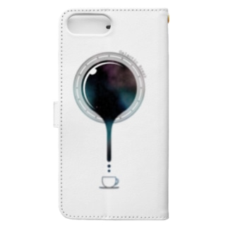 Galactic Break Book-style smartphone case