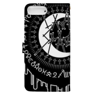 zodiacsign (blackbody) SPD  Book-style smartphone case