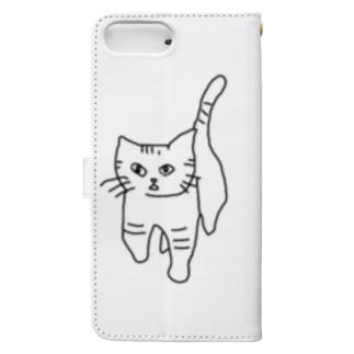 あにき Book-style smartphone case