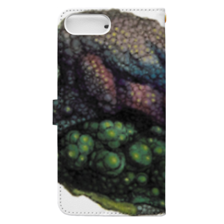 suess.のMineralogy Book-style smartphone caseの裏面