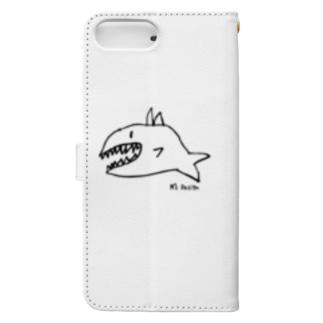 Fish! Book-style smartphone case