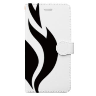 Flip/cliP Enka Black Book-style smartphone case