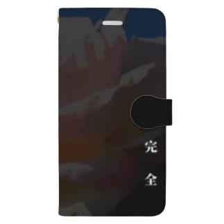 """""""薔薇/peLfection""""-iPhone8 Plus/7 Plus 手帳型スマートフォンケース Book style smartphone case"""