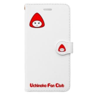 赤ずきん 2 (スマホケース・手帳型) Book style smartphone case