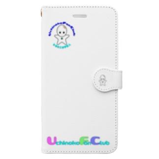 うちの子は宇宙人 1 (スマホケース・手帳型) Book style smartphone case