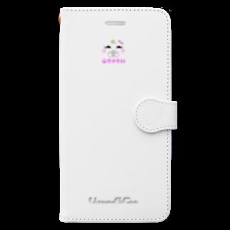 tomo-miseのMUFU ! !(スマホケース・手帳型) Book style smartphone case