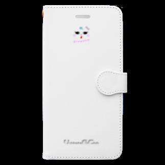 tomo-miseのBimyo !?(スマホケース・手帳型) Book-style smartphone case