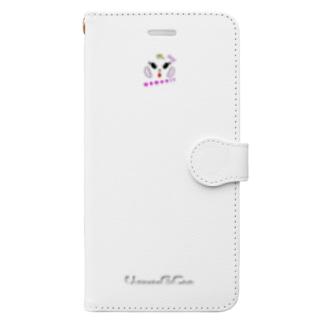 USOoo ! !(スマホケース・手帳型) Book-style smartphone case