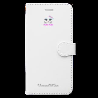 tomo-miseのMURI MURI(スマホケース・手帳型) Book-style smartphone case