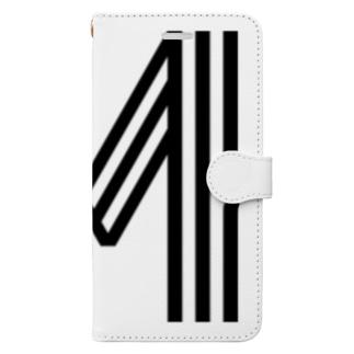 MGDS Logo Book-style smartphone case