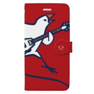 フライングV文鳥(iPhone6Plus/6sPlus/7Plus/8Plus用)RED Book-style smartphone case