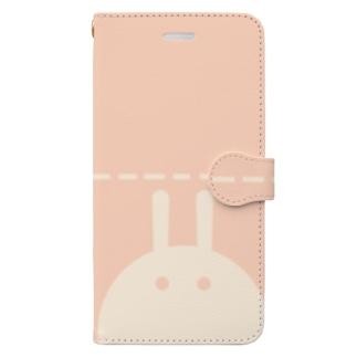 うさー Book-style smartphone case