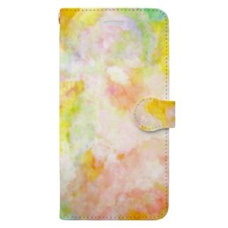 曇 Book-style smartphone case