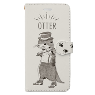 OTTER02 Book-style smartphone case