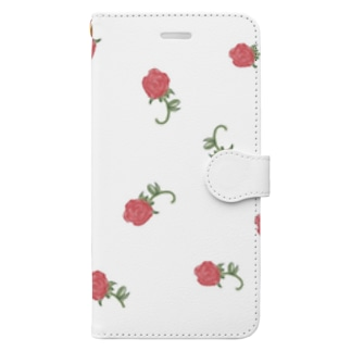 rose Book-style smartphone case