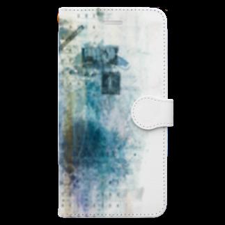 いちろーのSEE SHE SEA Book-style smartphone case