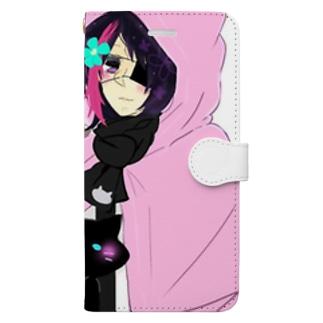 名無しっ子 Book-style smartphone case