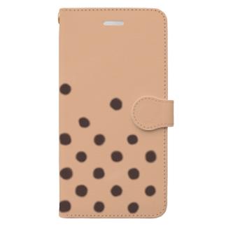 Rakastan Tapiokaa Book-style smartphone case
