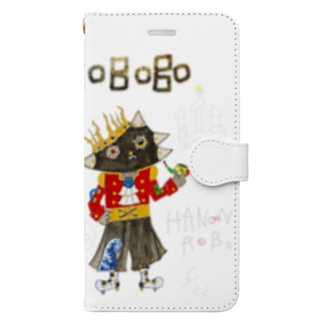 ROBOBO 「ハノンロボ」 Book-style smartphone case