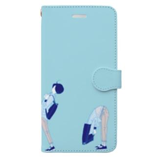 おどる帰路 Book-style smartphone case