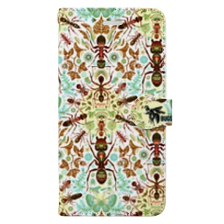 BUGS & CRAFTS 001 Book-style smartphone case