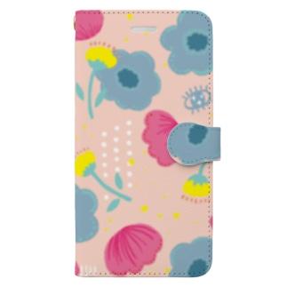yumehana Book-style smartphone case