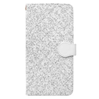 ウラムの螺旋 Book-style smartphone case