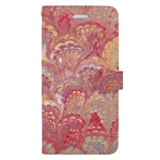 トルコの花束 | タラクルエブル1 Book-style smartphone case