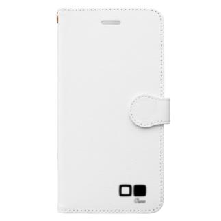 □■手帳型スマホケース Book-style smartphone case