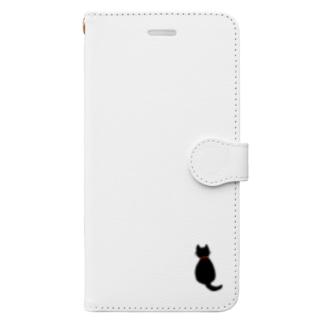 猫の向こう側 Book-style smartphone case