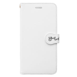 ど~しよ~ Book-style smartphone case