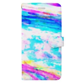 Color me.7 Book-style smartphone case